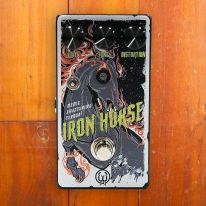 Walrus Audio Iron Horse V2 Iron Horse Halloween edition