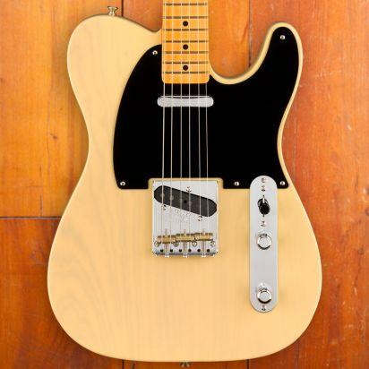 Fender 70th Anniversary Broadcaster, Maple Neck, Blackguard Blonde