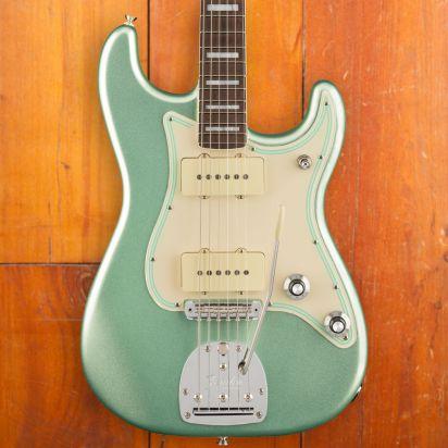 Fender Jazz Strat Mystic Seafoam Green