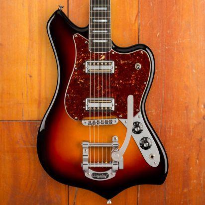 Fender Maverick Dorado UltraBurst
