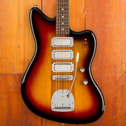 Fender Spark-O-Matic Jazzmaster 3 Tone Sunburst