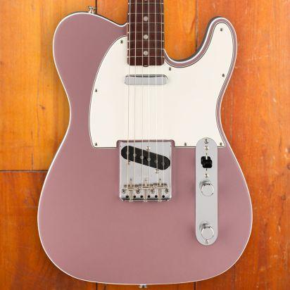 Fender American Original 60s Telecaster, Rosewood, Burgundy Mist