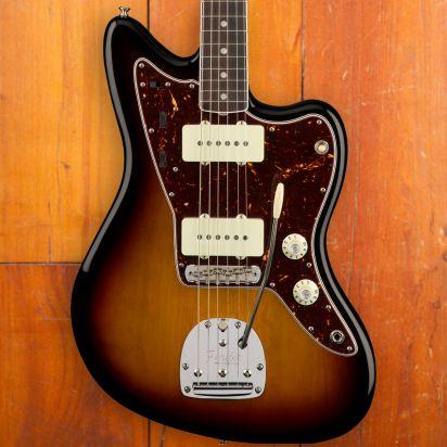 Fender American Original 60s Jazzmaster, Rosewood, Ice Blue Metallic