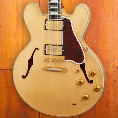 Gibson 1959 ES-355 Reissue Stop Bar VOS VN