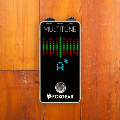 Foxgear MULTITUNE PLUPHONIC TUNER
