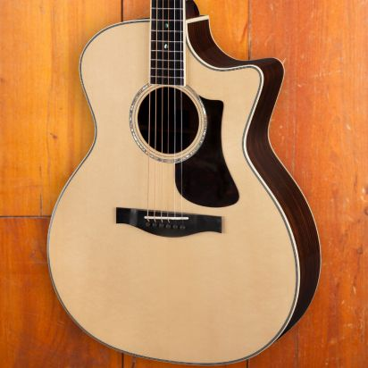 Eastman AC422CE Fortissimo, Abalone Inlays