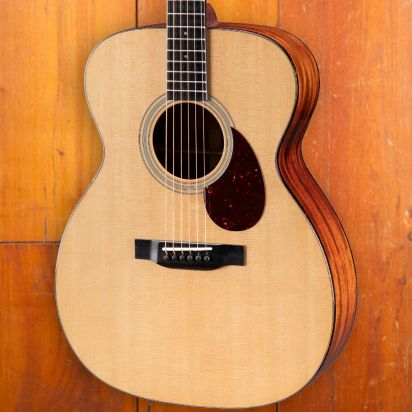 Eastman E6 OM, Thermo Cured Top