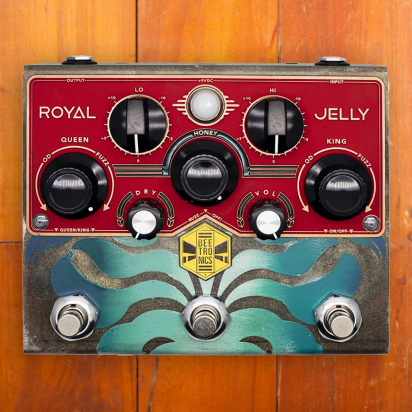 Beetronics Royal Jelly OD/Fuzz #990