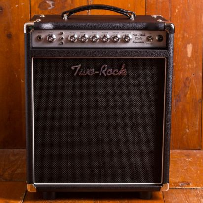 Two-Rock Studio Signature 35W C Silver knob/chassis