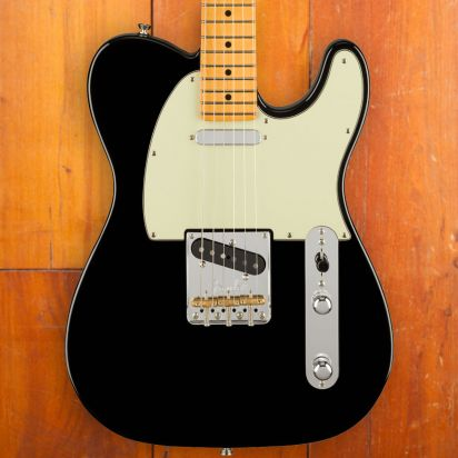 Fender American Professional II Telecaster, Maple Neck, Black
