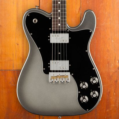 Fender American Professional II Telecaster, Deluxe, Rosewood, Mercury
