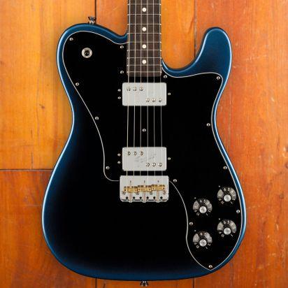 Fender American Professional II Telecaster Deluxe, Rosewood, Dark Night