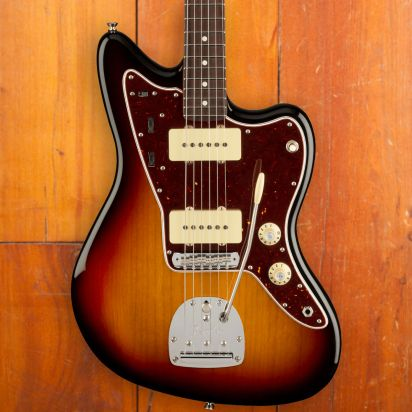 Fender American Professional II Jazzmaster, Rosewood, 3 Tone Sunburst