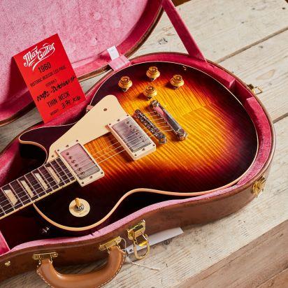 Gibson CS 1960 Les Paul M2M Max Guitar Limited Run #6 (V3='60 spec) Dutchburst #00982
