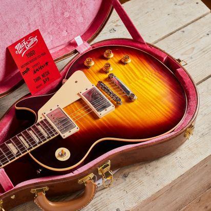 Gibson CS 1960 Les Paul M2M Max Guitar Limited Run (V3='60 spec) Dutchburst #00986