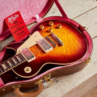 Gibson CS 1960 Les Paul M2M Max Guitar Limited Run #15 (V3='60 spec) Dutchburst #00980
