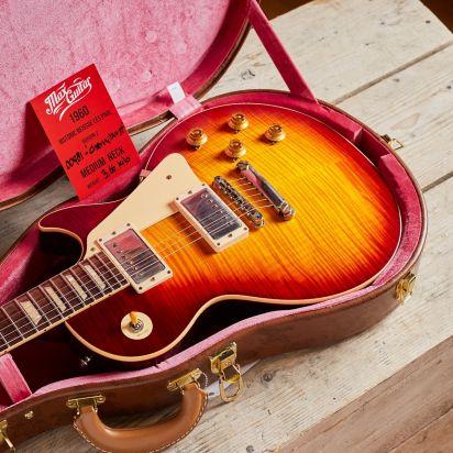 Gibson CS 1960 Les Paul M2M Max Guitar Limited Run #8, Deep Cherry Red