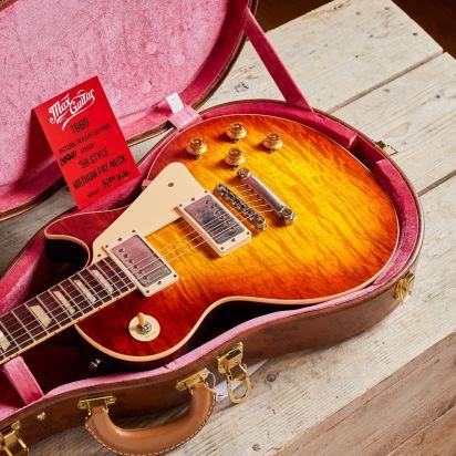 Gibson CS 1960 Les Paul M2M Max Guitar Limited Run #7, Antiquity Burst