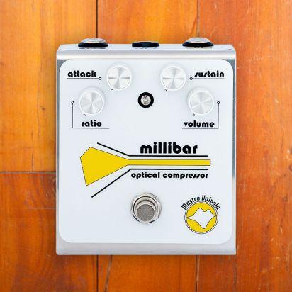 Mastro Valvola Millibar Compressor MKII