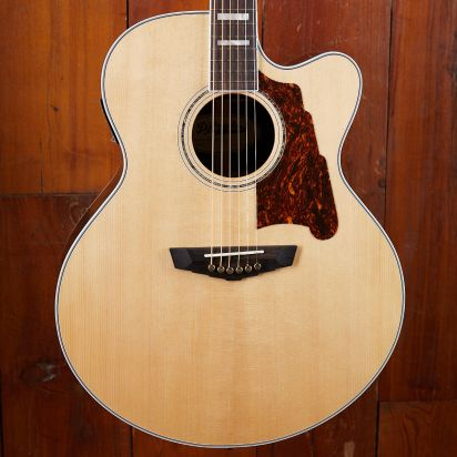 D'Angelico Excel Madison Single Cutaway Jumbo