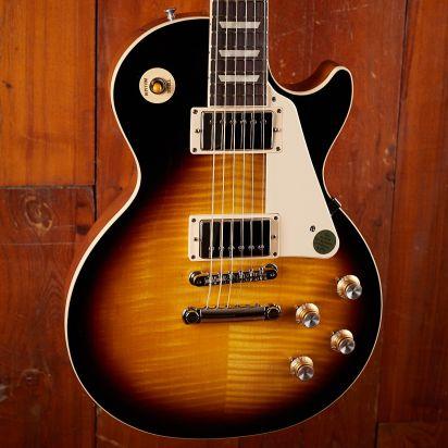 Gibson Les Paul Standard 1950s Tobacco Burst