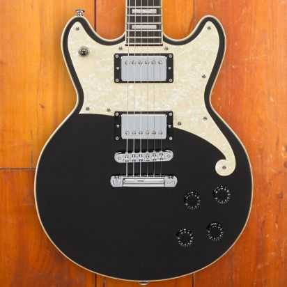 D'Angelico Premier Brighton - Black Flake