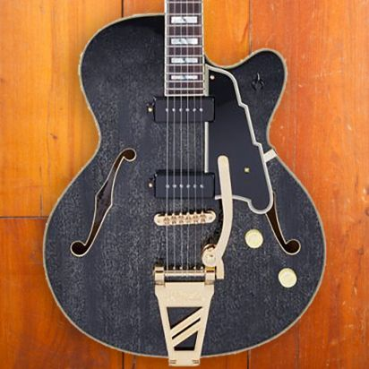 D'Angelico Excel 59 Black Dog