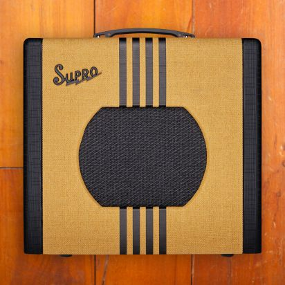 Supro Delta King 10, Tweed