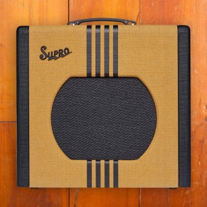 Supro Delta King 12, Tweed