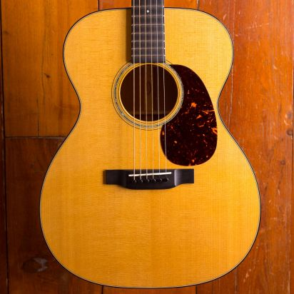 Martin CS 000-14 Fret 15th Anniversary Fig Sinker Mahogany