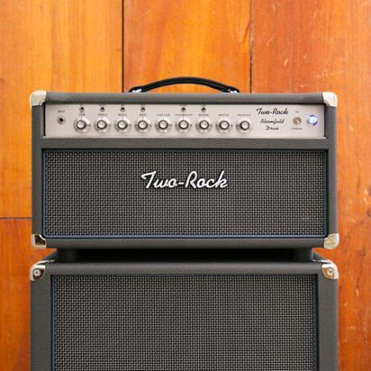 Two-Rock Bloomfield Drive 40W Head, Slate Grey
