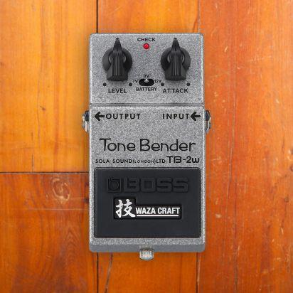 BossTB-2WOriginal Tone bender Replica in Co-op with Sola Sound