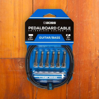 BOSS Cable kit, 6 connectors,  6ft / 1.8 m cable
