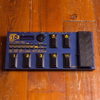 BOSS GT-3 Multi Effect Processor