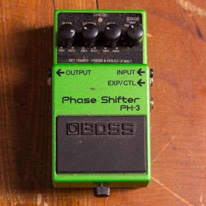 BOSS PH-3, phaser