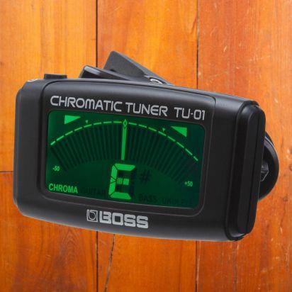 BOSS TU-01 Guitar Tuner