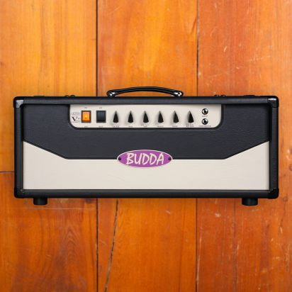 Budda V-40, 40 watt 2 Channel Tube Head
