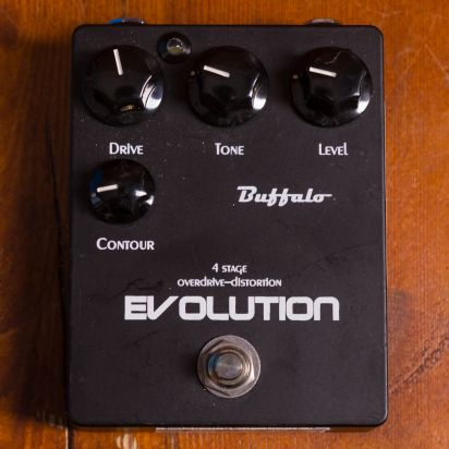 Buffalo Effects Evolution Overdrive/Distortion