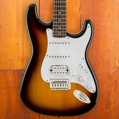 Squier Bullet Stratocaster with Tremolo HSS BSB