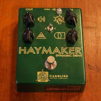 Caroline Haymaker