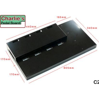 Charlie's Pedalboards C2