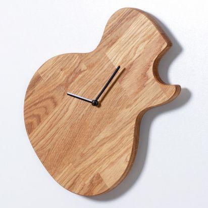 Ruwdesign Explo Guitar Clock SC-model