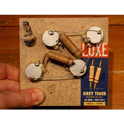 Maximum Upgrade Parts Prewired Lp Kit 1952 - 1956 Short Shaft