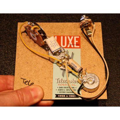 Maximum Upgrade Parts Prewired Tele 1953 - 1956