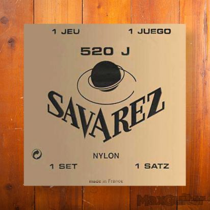 Savarez 520J Yellow Extra Hard Tension