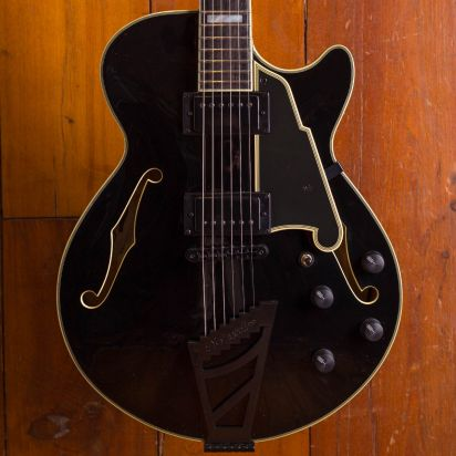 D'Angelico Excel SS, Black
