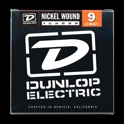 Dunlop Nickel Steel, LT/HB, 09-46