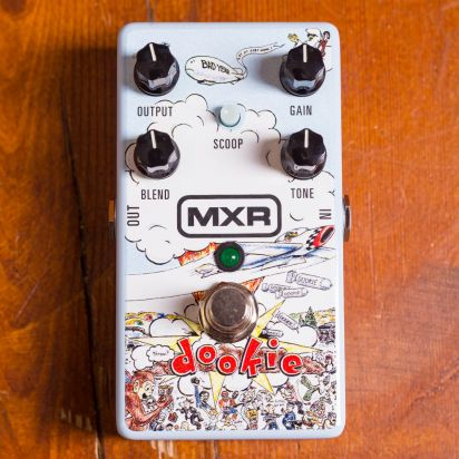 MXR DD 25 Green Day Dookie Drive