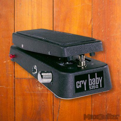 Dunlop 535Q Cry Baby Multi-Wah Wah