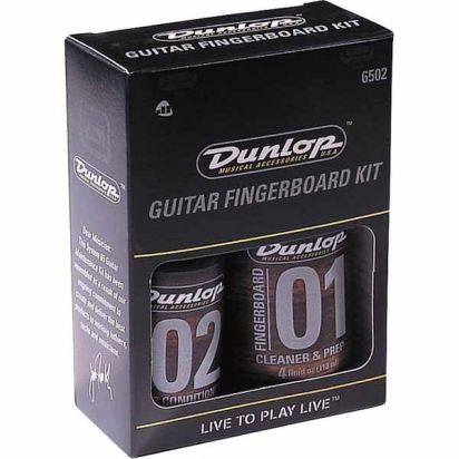 Dunlop 6502 Fingerboard Care Kit